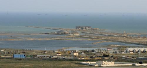 Caspian Islands