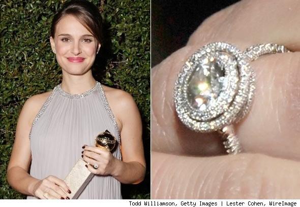 Natalie Portman's Engagement Ring