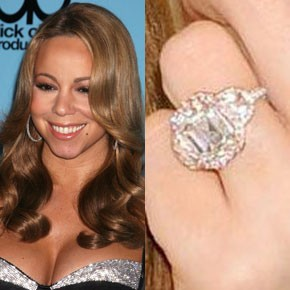 Mariah Carey's Engagement Ring