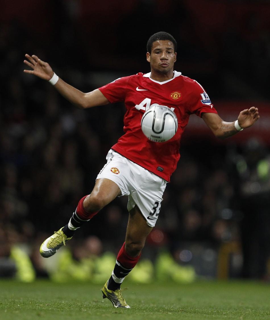 Manchester United misfit striker Bebe