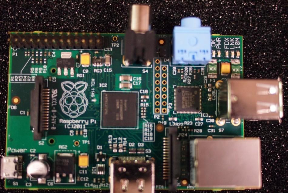 Raspberry Pi computers