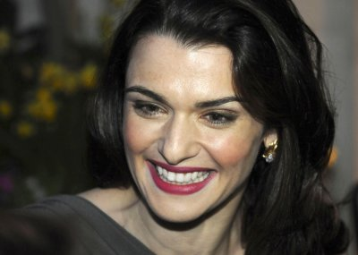 British actress Weisz arrives to attend the Laurence Olivier awards in central London