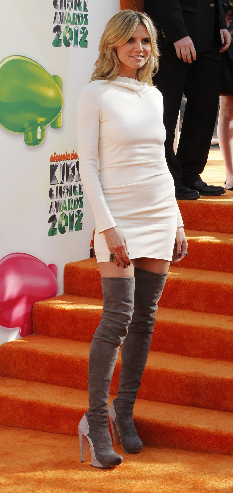 Heidi Klum was Flavio Briatores girlfriend