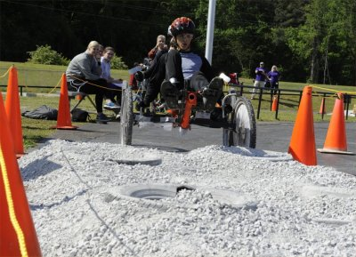 Nasa Great Moonbuggy Race Winners Announced