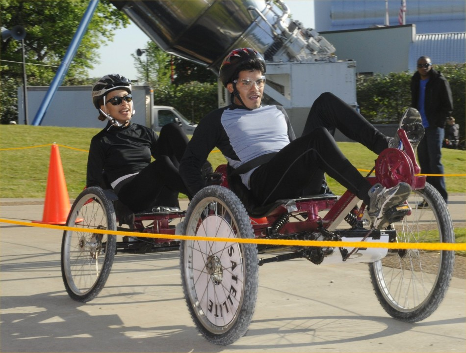Nasa Great Moonbuggy Race Winners Announced