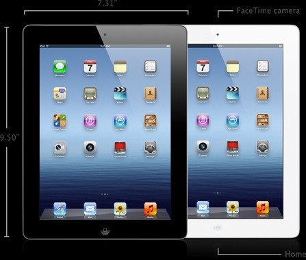 Apple's New iPad Vs Acer Iconia Tab A510: Tablet Wars Are ...