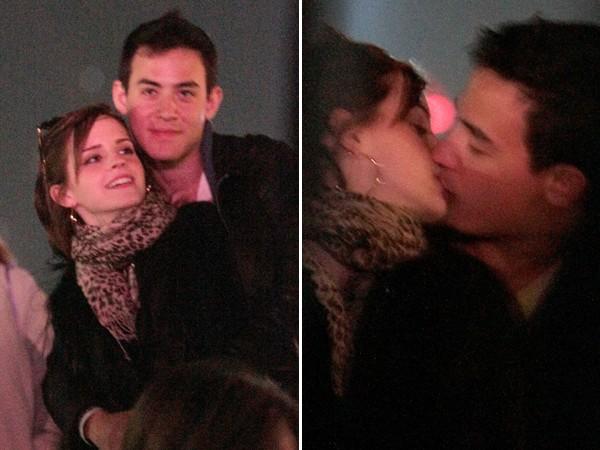 Emma Watson and Will Adamovicz