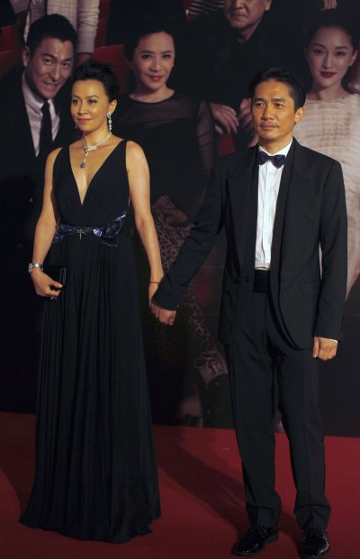 Top 10 Red Carpet Gowns at the 31st Hong Kong Film Awards Presentation Ceremony