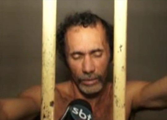 Brazilian Jorge Beltrao Negromonte accused of cannibalism, along with wife, Isabel Pires, and mistress, Bruna da Silva