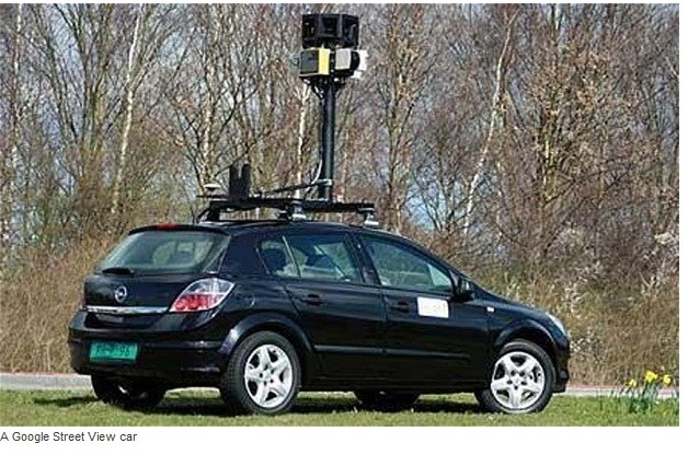 Google's Street View Project