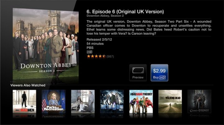Apple TV Reviews (2012)