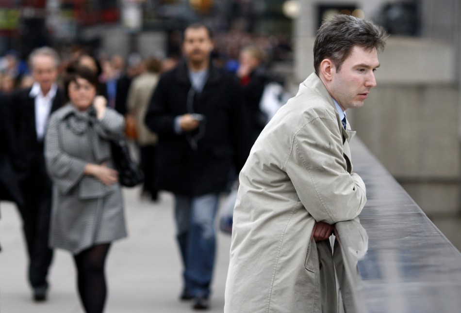 UK economy will only grow by 0.4 percent in 2012, according to latest forecast by Ernst & Young