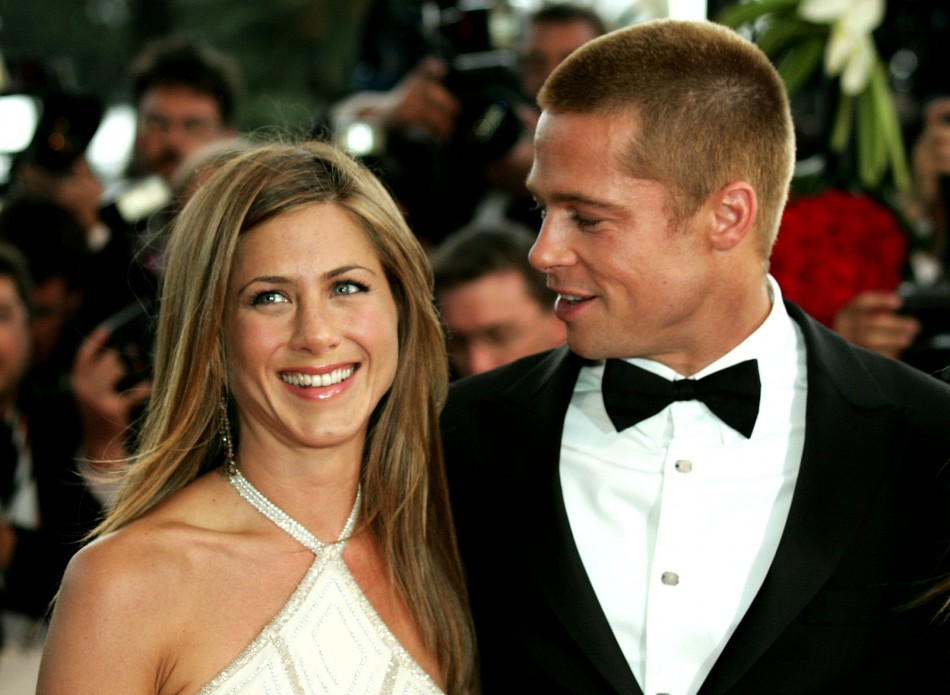 Jennifer Aniston to Finally Face Angelina Jolie and Brad Pitt at    Jennifer Aniston Brad Pitt Angelina Jolie