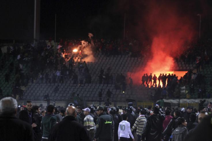 The Port Said football riot left 74 people dead (Reuters)