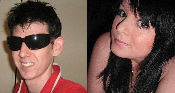 Jason Downie stabbed Chantelle Rowe more than 50 times (Daily Mail)