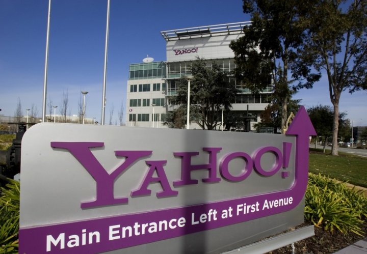 Yahoo Headquarters In Sunnyvale, Calif.
