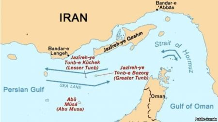 Arab states in Gulf warn Iran they stand united in dispute over strategic islands near Strait of Hormuz.