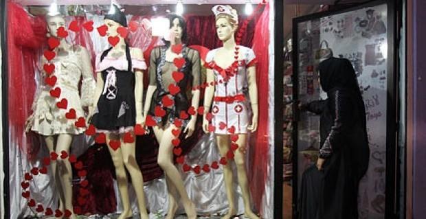 Islamic sex shop