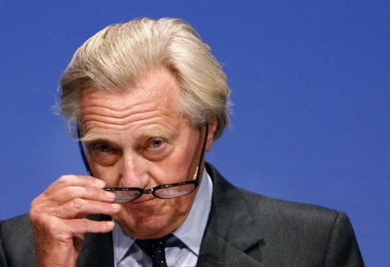 British Conservative Party Former Cabinet Minister Michael Heseltine