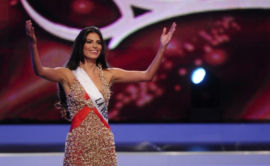Carlina Duran Crowned Miss Universe Dominican Republic 2012
