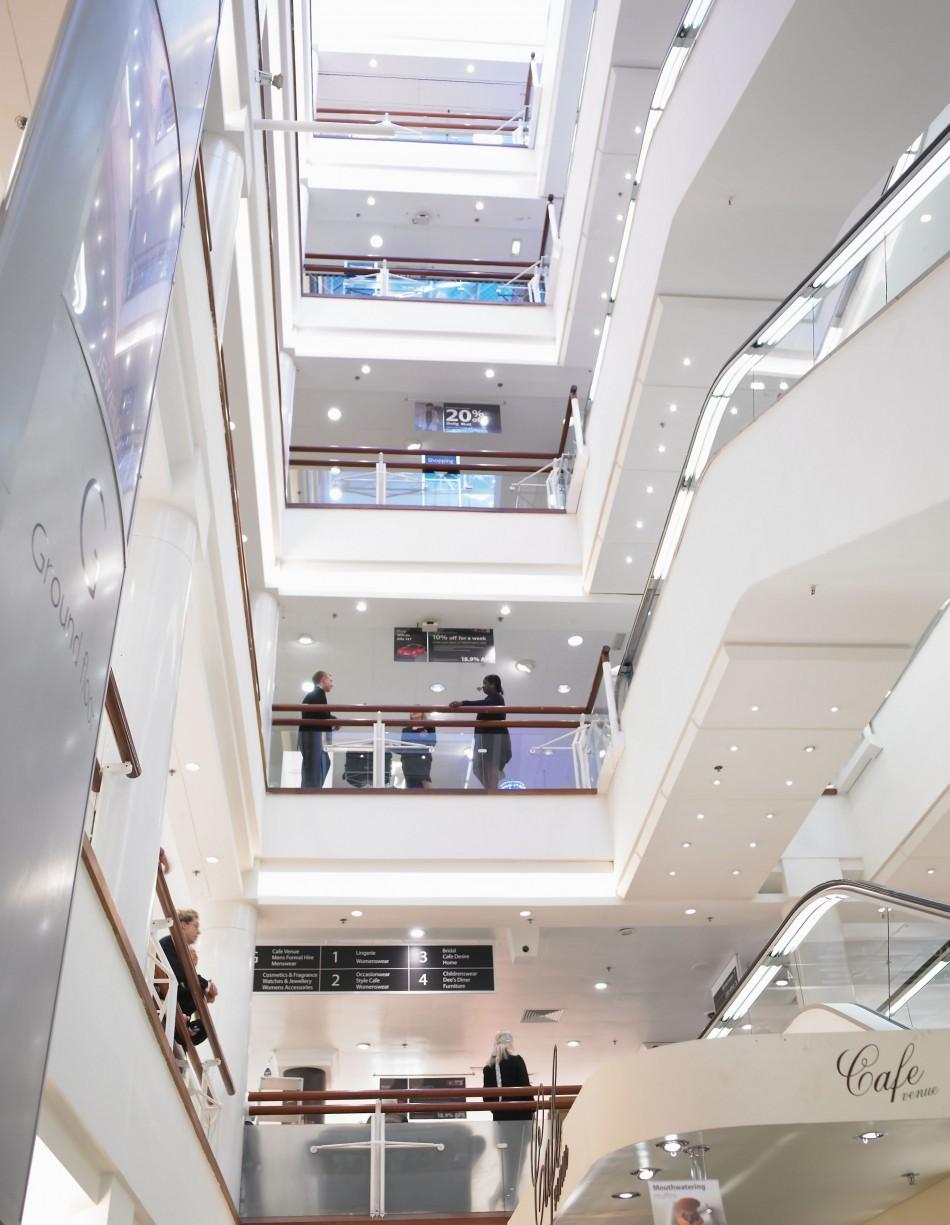 Debenhams Posts Higher Sales and Profits