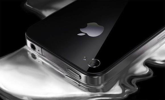 iPhone 5 Liquid Metal