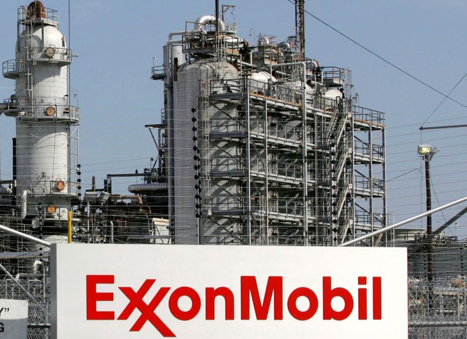 1. Exxon Mobil