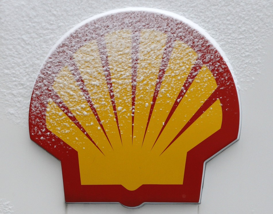 Royal Dutch Shell logo...