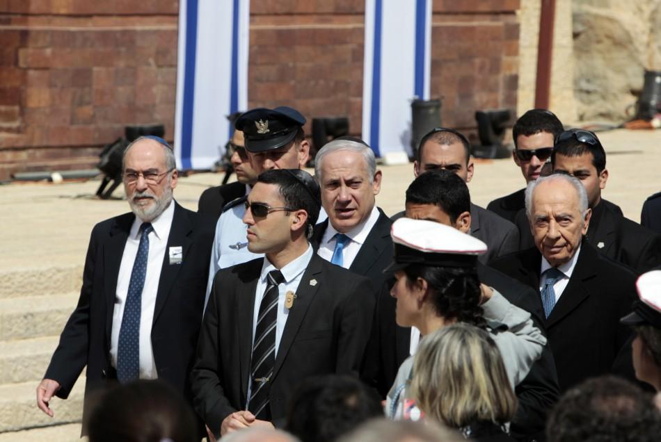 Netanyahu Peres