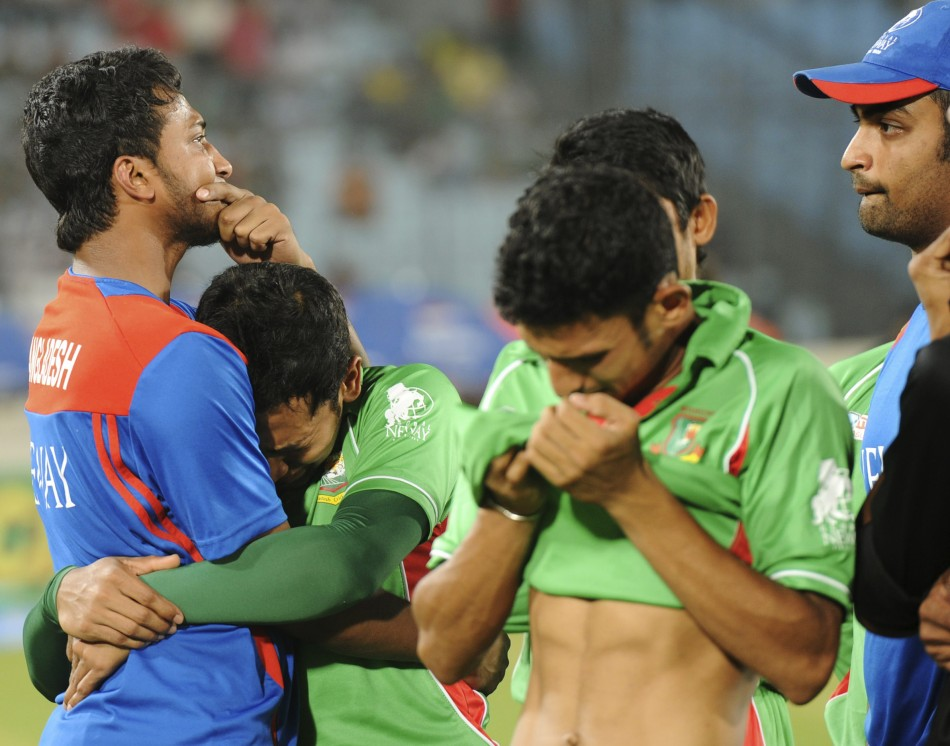 Bangladesh cricket players