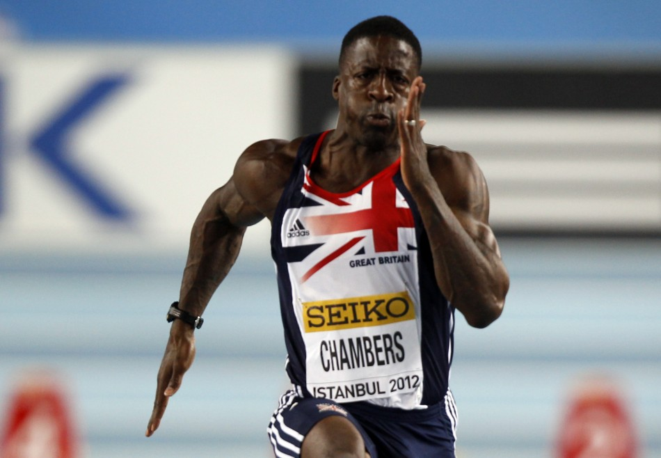 Dwain Chambers is set to win his battle to compete at the Olympics in London this summer (Reuters)