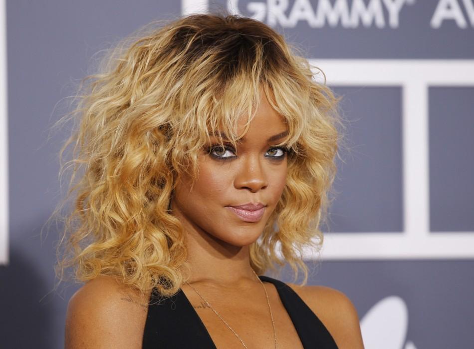 Rihanna Body Double