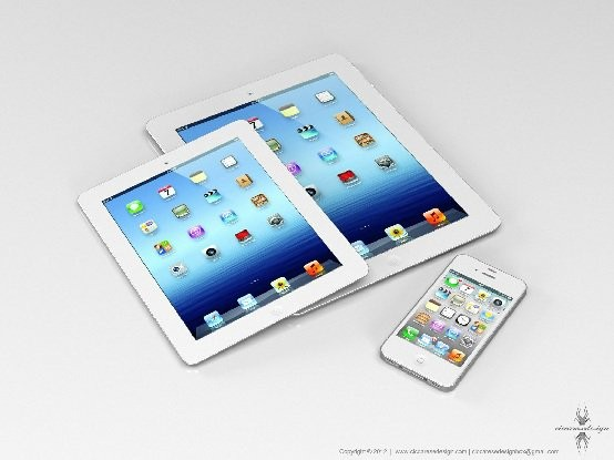 iPad Mini - Ciccresedesign