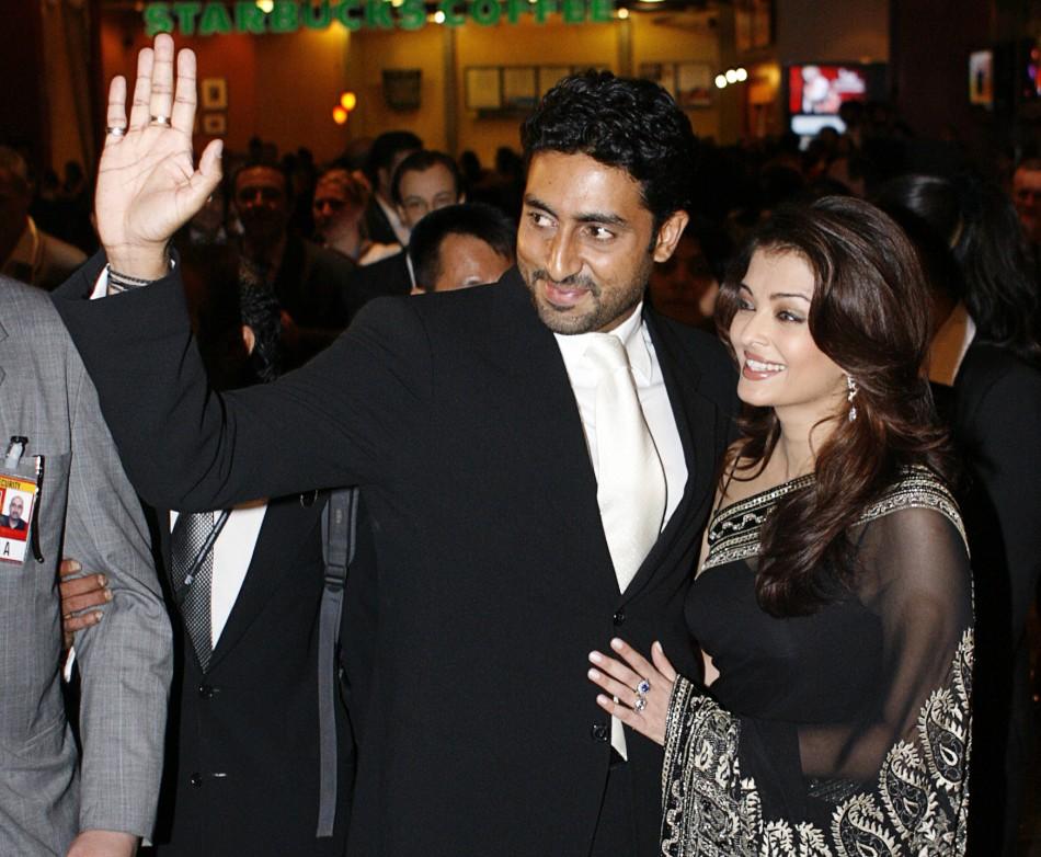 Aishwarya Rai, Abhishek Bachchans 5 Years of Togetherness