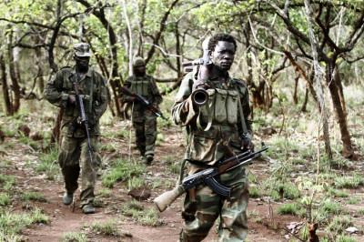 Hunt for Kony