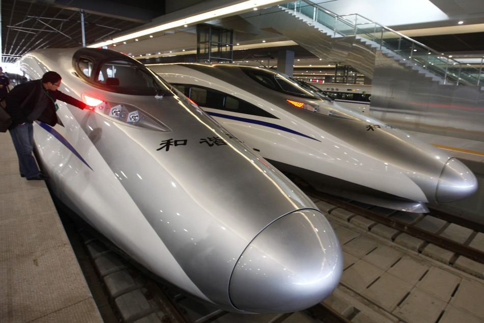 High Speed Train, China