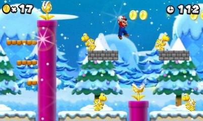 Nintendo Announced New Super Mario Bros. 2 for 3DS