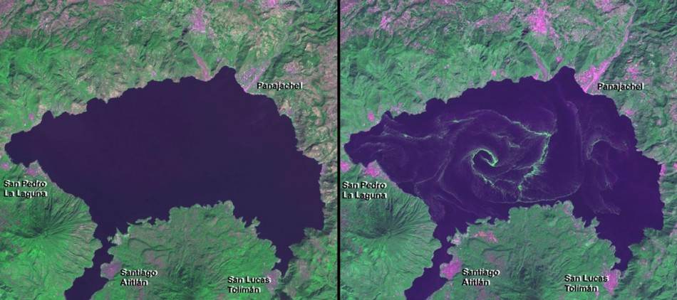 Earth Day 2012: NASA Images Chronicle Drastic Impact of Earth's Climatic Change