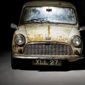 Oldest Surviving Original Mini Estimated At Around 15,000 Pounds