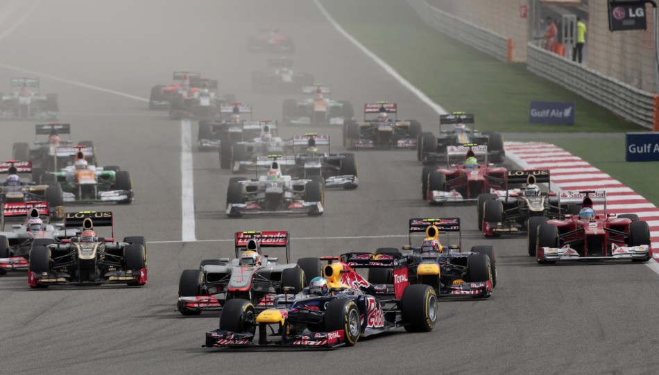 Bahrain formula One Grand Prix