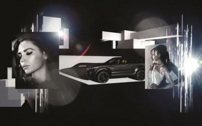 From Fashion to Luxury Cars Victoria Beckham Unveils Her First Custom-Made Range Rover