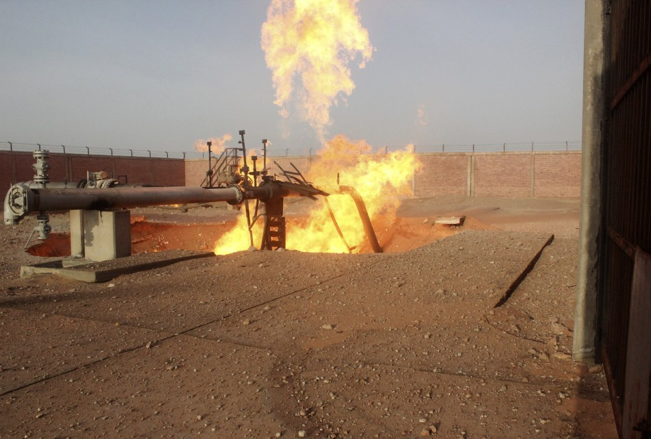 There have been increasing acts of sabotage to the gas pipeline since the Egyptian uprising last year