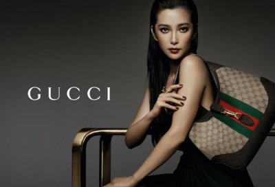 Guccis Frida Giannini Marks Her Return to China with New Li Bing Bing Ad Campaign