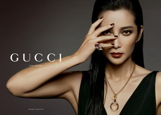 Guccis Frida Giannini Marks Her Return to China with New Li Bing Bing Ad Campaign