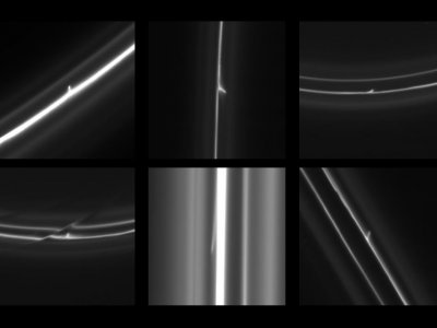 Nasa Spacecraft Have Discovered a Mysterious Object In Saturn Rings