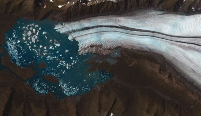 Stunning Images of Earth Captured By GeoEye-1 Satellite