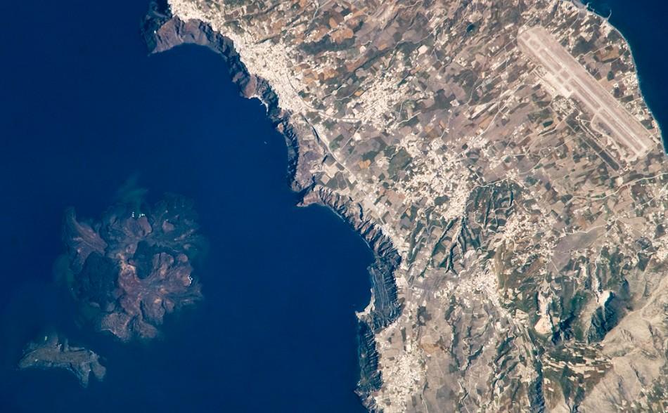 Santorini Volcano, Greece