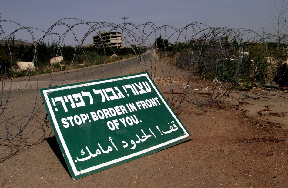 Israel to build border wall to protect Metulla.