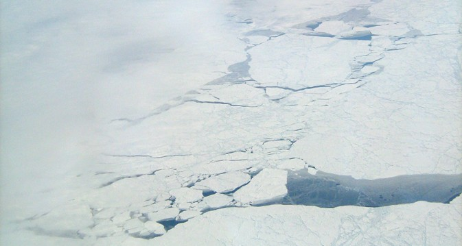 Arctic Region Holds Huge Amount of Methane, Says Nasa