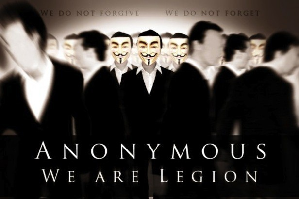 Anonymous hacking tools